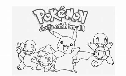 Coloring Pikachu Pages Friends Printable Adults Ecolorings