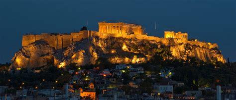 mia bradia sthn akropolh miles  travel