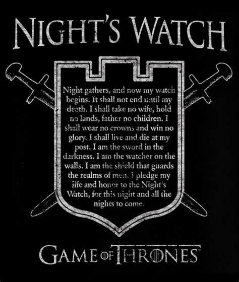 Night's Watch Tee