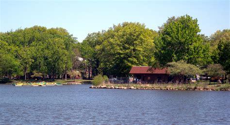 Echo Lake Park Nj Paddle Boats by Warinaco Park Elizabeth New Jersey Newjersey