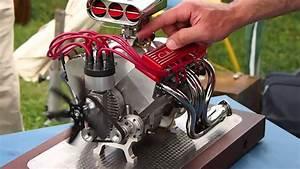 Mini V8 Motor : mini cnc 4 axis and miniature chevrolet v8 super sound ~ Jslefanu.com Haus und Dekorationen