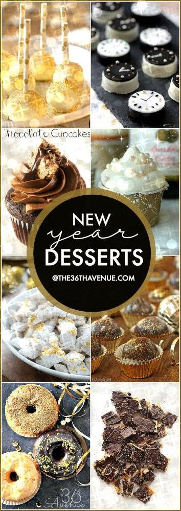1000 ideas about new year s desserts on