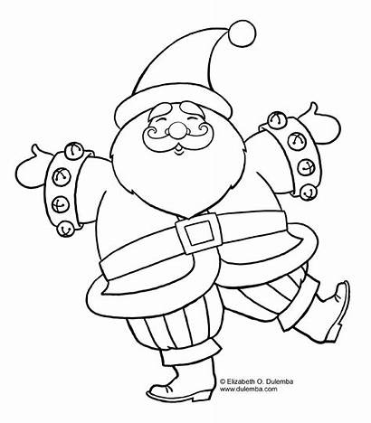 Santa Claus Coloring Pages Chiristmas Preschool Worksheets