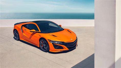 2019 Acura Rance : 2019 Acura Nsx Is Stiffer, Orange, ,500 More Expensive