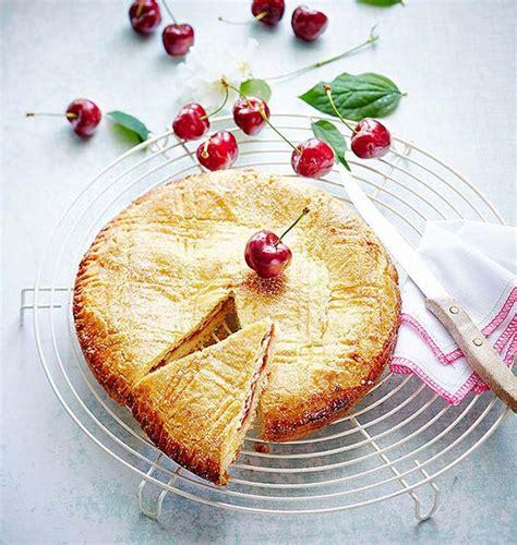 recette cuisine basque gâteau basque pomme cerise les meilleures recettes de
