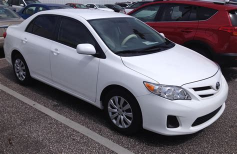 2012 corolla paint cross reference