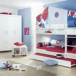 Sessel Für Kinderzimmer : bett jungen kinderzimmer ~ Frokenaadalensverden.com Haus und Dekorationen
