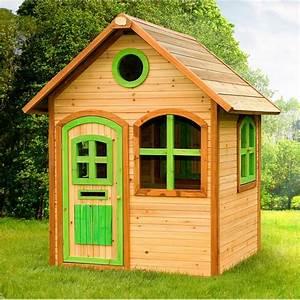 Cabane En Bois Pour Enfant : cabane enfants julia axi eden deco ~ Dailycaller-alerts.com Idées de Décoration