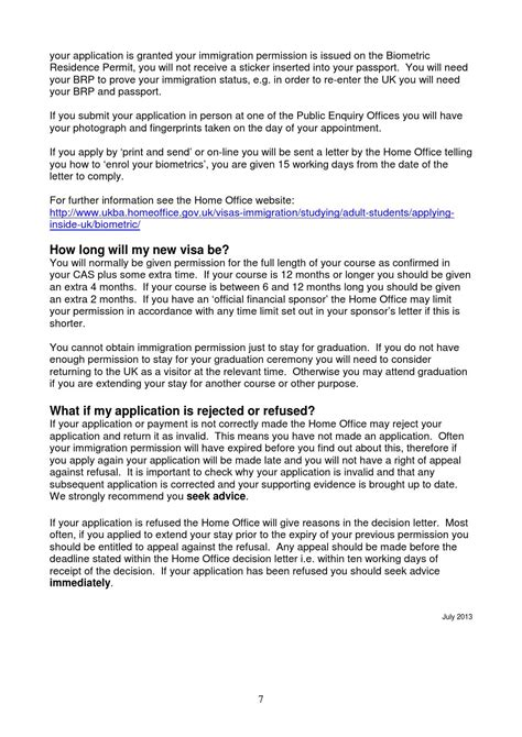 extending  visa   loughborough university issuu