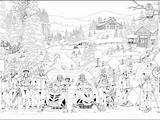 Snowmobile Drawing Snowmobiling Projects International Coloring Posters Scene Isma Manufacturers Kid Safety Riding Getdrawings sketch template