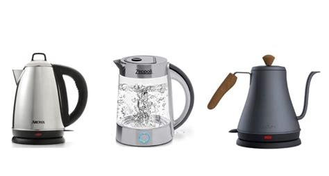 electric kettles kettle tea water material updated