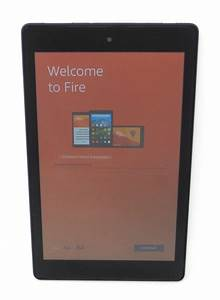 Kindle Fire Hd 8 7th Generation Manual