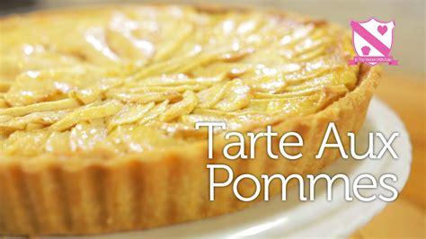 tarte aux pommes youtube