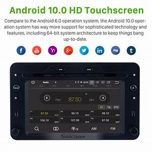 Oem 7 Inch Android 10 0 For 2005 Onwards Alfa Romeo 159