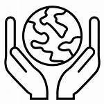 Environment Icon Safe Earth Care Ecology Icons