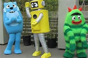 yo gabba gabba | Party Characters For Kids