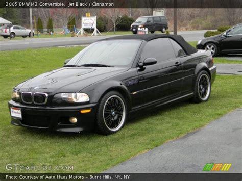 2005 Bmw M3 Convertible by Jet Black 2005 Bmw M3 Convertible Cinnamon Interior