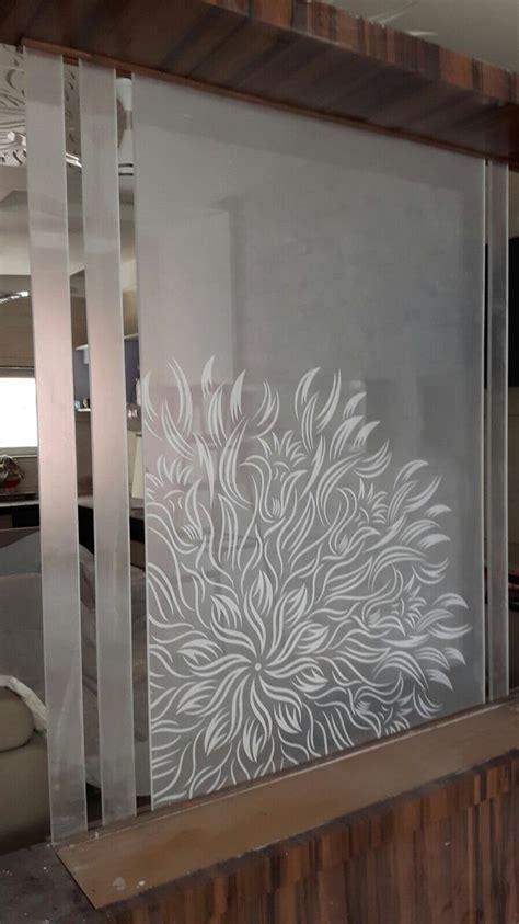 lesar art   glass partition designs glass