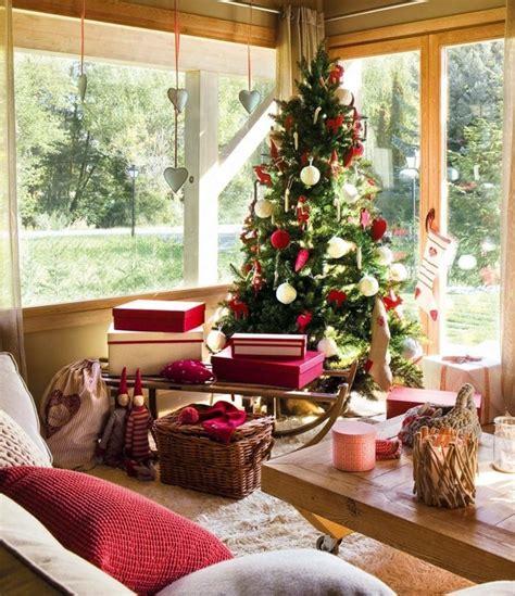 Weihnachtlich Dekorieren Wohnzimmer by Wohnzimmer Gestaltung Und Dekoideen Zu Weihnachten Wie