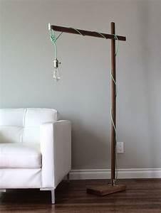 Lampadaire Design Optez Pour Une Lampe De Salon Moderne