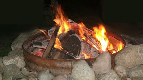 City Won't Require Permits For Backyard Fire Pits White Light Lamp Red Buffet Lamps Self Ballasted Oc Directors Floor Black Crystal Table Ir Flood Tables