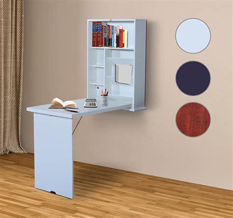 Wall Mount Writing Table Convertible Folding Computer Desk