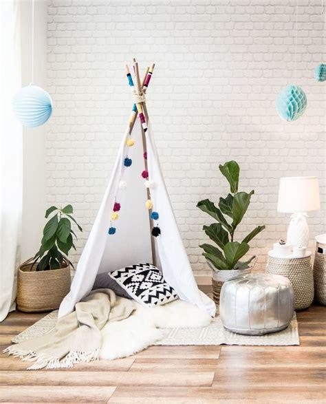 Tipi Bilder Kinderzimmer by Diy Tipi Zelt Home Diy Tipi Kinder Tipi Und Tipi