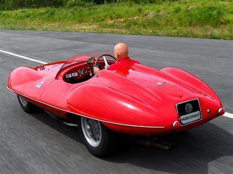 Alfa Romeo Disco Volante Spider by Alfa Romeo 1900 C52 Disco Volante Spider 1952