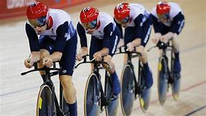 Great Britain seals amazing trifecta with cycling gold in men's team pursuit | Herald Sun