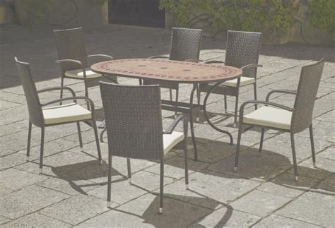ensemble table et chaise de jardin grosfillex awesome salon de jardin louisiana rond bronze grosfillex