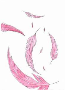 falling feathers by jordan0490 on DeviantArt