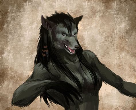 Worgen By Demisir On Deviantart