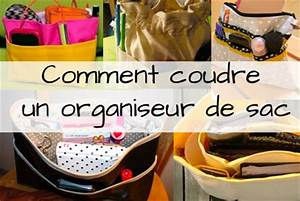 Comment Faire Un Sac : tuto organiseur de sac organisation maison ~ Melissatoandfro.com Idées de Décoration