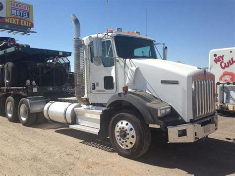 kenworth truck cab 2011 kenworth t800 day cab truck for sale 789 711 miles