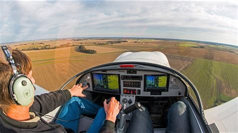 flying  zenith ch  cross country skyview panel