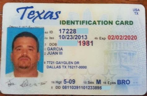 texas fake id id card template images of driver license identification affiliate spitznas info