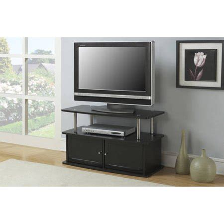 Walmart Cabinet Tv by Designs2go Quot Tv Stand With Two Cabinets For Tvs Up To 36