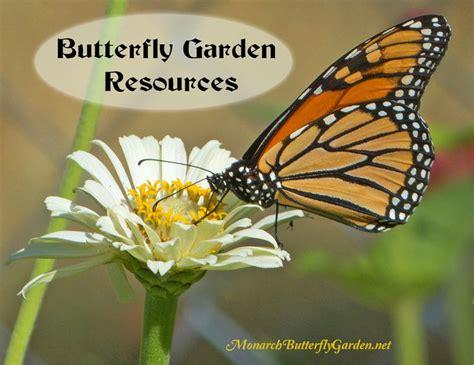 butterfly garden resources for a butter garden gardens