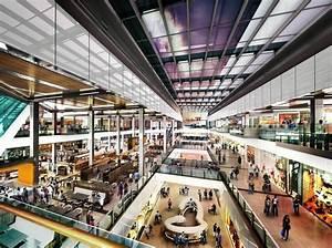 Westfield Stratford City Shopping In Stratford London