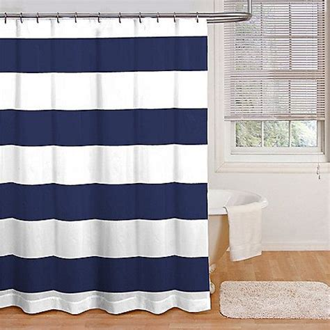 nautical shower curtains classic and bed bath beyond on