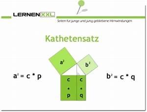 Kathetensatz Berechnen : geometrie ~ Themetempest.com Abrechnung