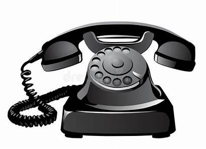 Telefon Altes Telefono Telefoon Oude Gammal Retro
