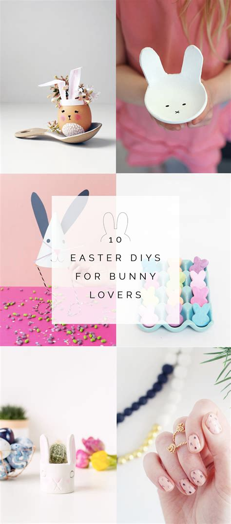 10 easter diy s for bunny fall for diy