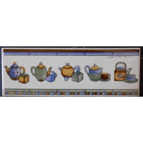 cenefa cafetera  azulejos tienda