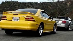 1995 Mustang GT 5.0 in HD - YouTube