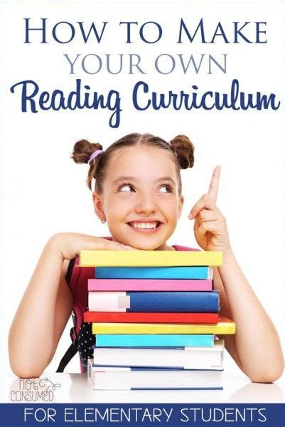 How to Make Your Own Homeschool Reading Curriculum ...