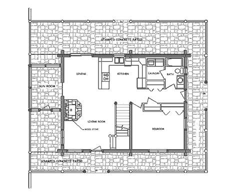 simple hill house plans placement simple log home floor plans placement uber home decor 8229