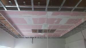 Montaz sadrokartonu na strop