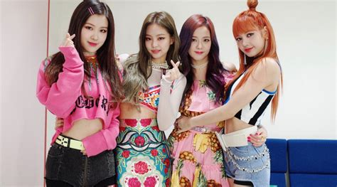Black Pink Tops Oricon Weekly 'album Chart' Following