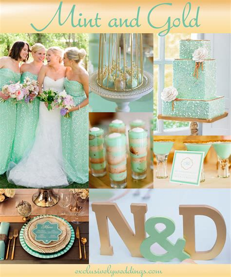 wedding colors your wedding color pair with a metallic for stunning shine exclusively weddings